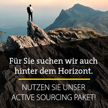 active sourcing angebot