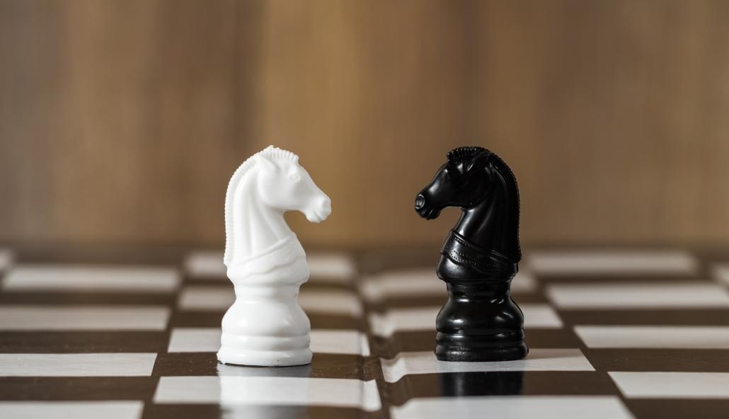 Schach: wer gewinnt?