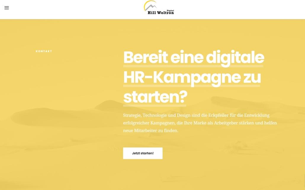 HWDigital digitales Recruiting